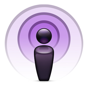 iTunes Podcast icon