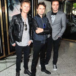 Muse attend film premiere