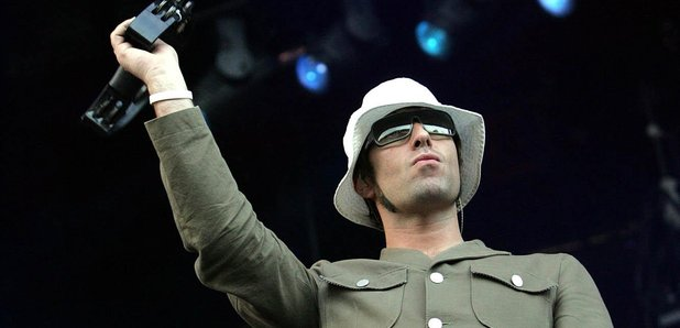 Oasis live concert Marlay Park