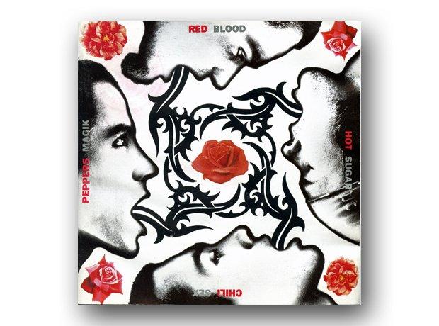 Red Hot Chili Peppers – Blood Sugar Sex Magik albu