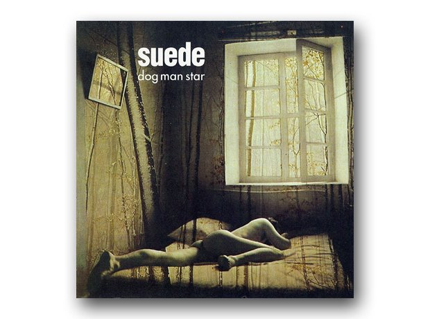 Suede - Dog Man Star album cover