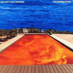 Red Hot Chili Peppers - Californication album cove