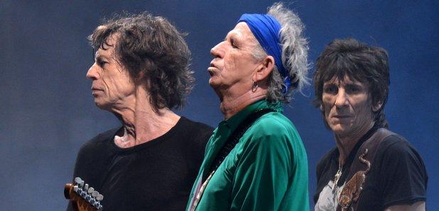 The Rolling Stones Glastonbury 2013