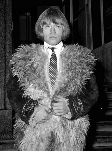 Brian Jones and The Rolling Stones