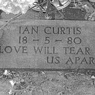 Joy Division Ian Curtis Headstone