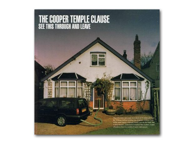 February: The Cooper Temple Clause - See This Thro