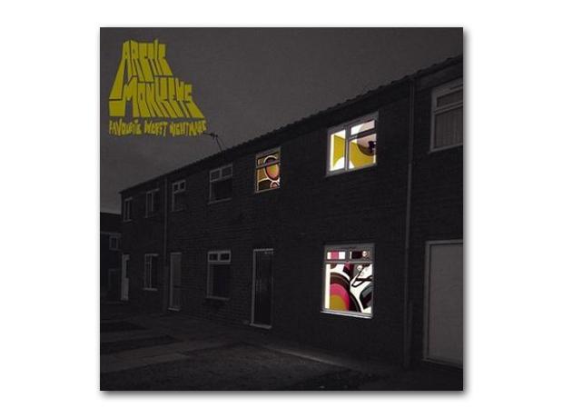 Arctic Monkeys - Favourite Worst Nightmare