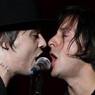 Pete Doherty and Carl Barat