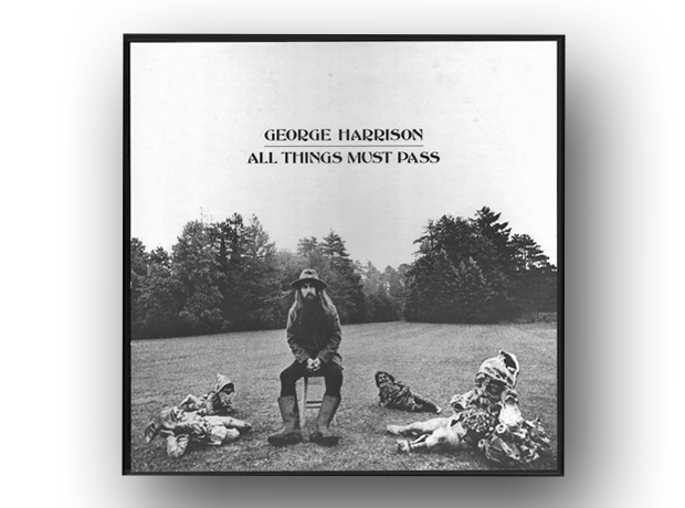 George Harrison - All Things Must Pass, 1970