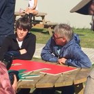 Jake Bugg and Paul Weller T In The Park