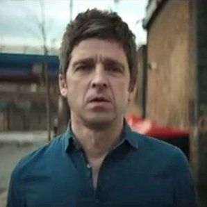 Noel Gallagher Ballad Of The Mighty I video