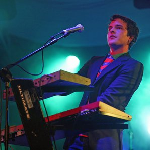 The Killers Glastonbury 2004