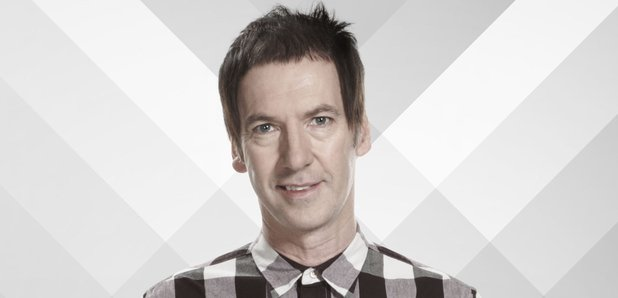 Clint Boon Radio X Presenter Image 2048 with Backg