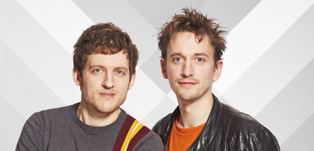Elis James John Robins Radio X Presenter Image 204
