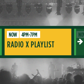 Playlist Image Radio X