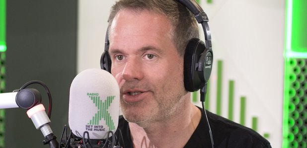 Chris Moyles Radio X