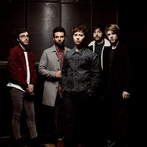 Nothing But Thieves Promo Shot 2015