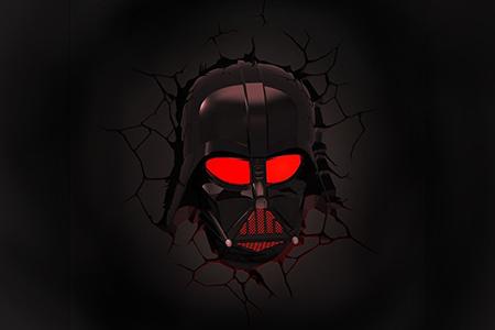 Darth Vader LED Light