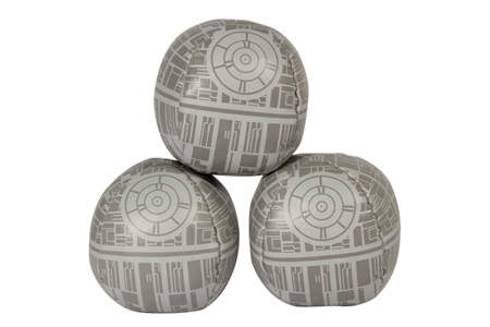 Death Star Juggling Balls