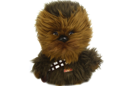 Talking Plush Chewbacca