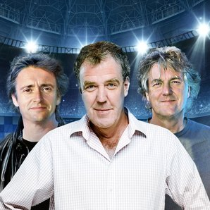 Clarkson, Hammond and May Live image