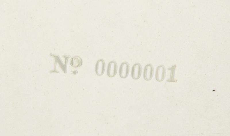 Beatles White Album No 1