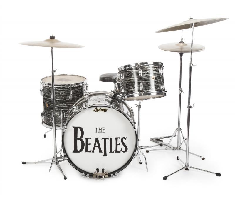 RIngo Starr Drums