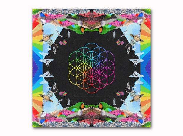 Coldplay - Head Full Of Dreams
