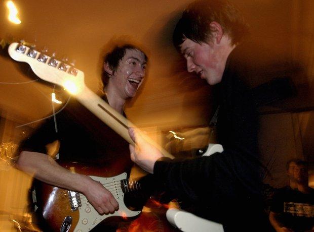 Arctic Monkeys 2004