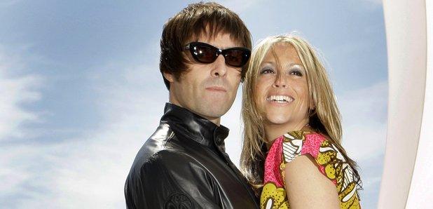 Liam Gallagher and Nicole Appleton 2010