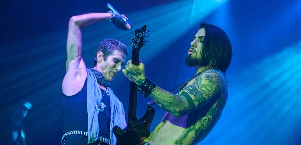Jane's Addiction in Manchester 2014