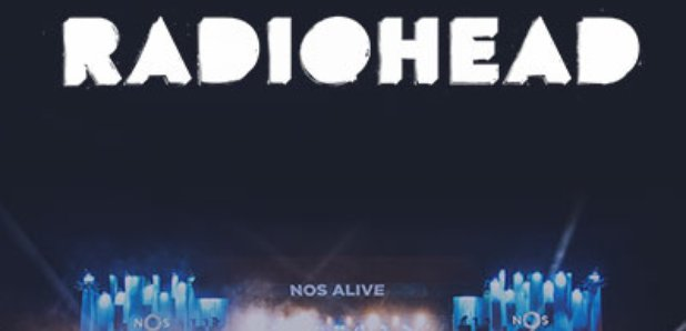 Radiohead NOS Alive press image