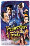 Frankenstein's Castle Of Freaks VHS