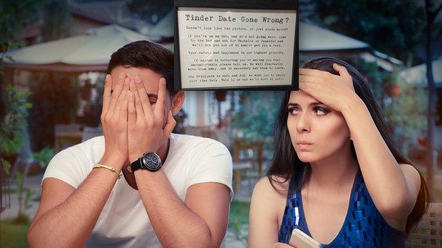 bad weather films tinder dating