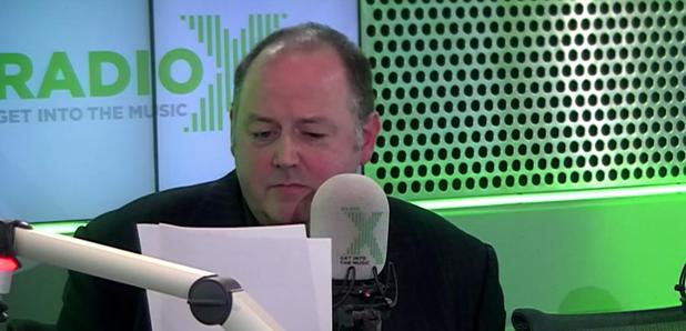 Tim Lihoreau on Radio X