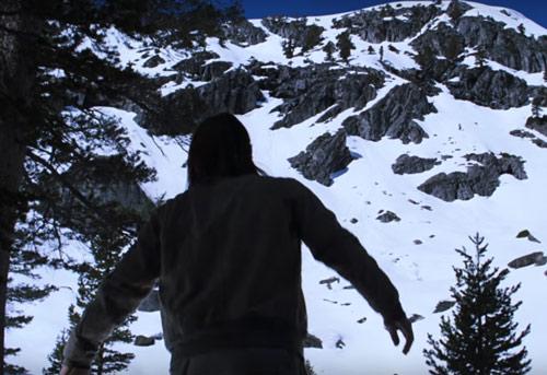 Radiohead Daydreaming video still 1