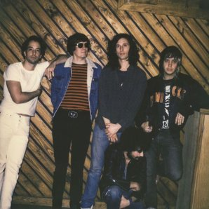 The Strokes press image 2016