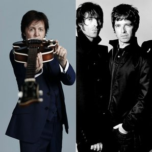 Paul McCartney Oasis