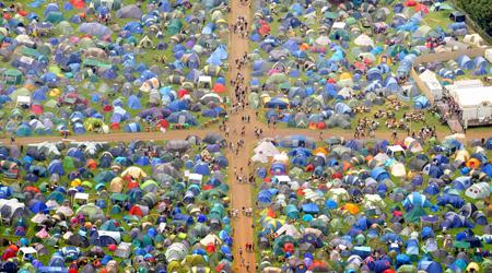 Festival Hacks