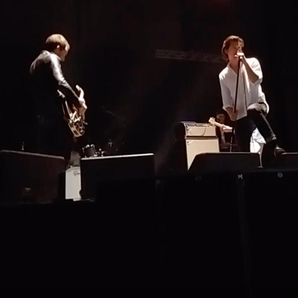 The Last Shadow Puppets In Athens Rockwave Festiva