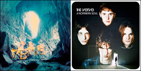 The Verve albums image A Storm In Heaven and A Nor