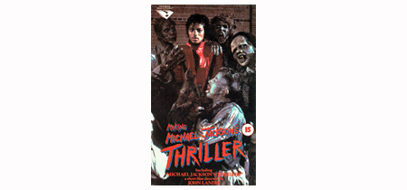 Making Michael Jackson's Thriller