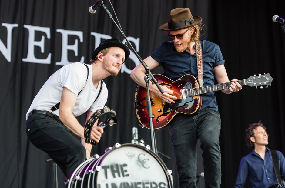 The Lumineers at Latitude Festival 2016