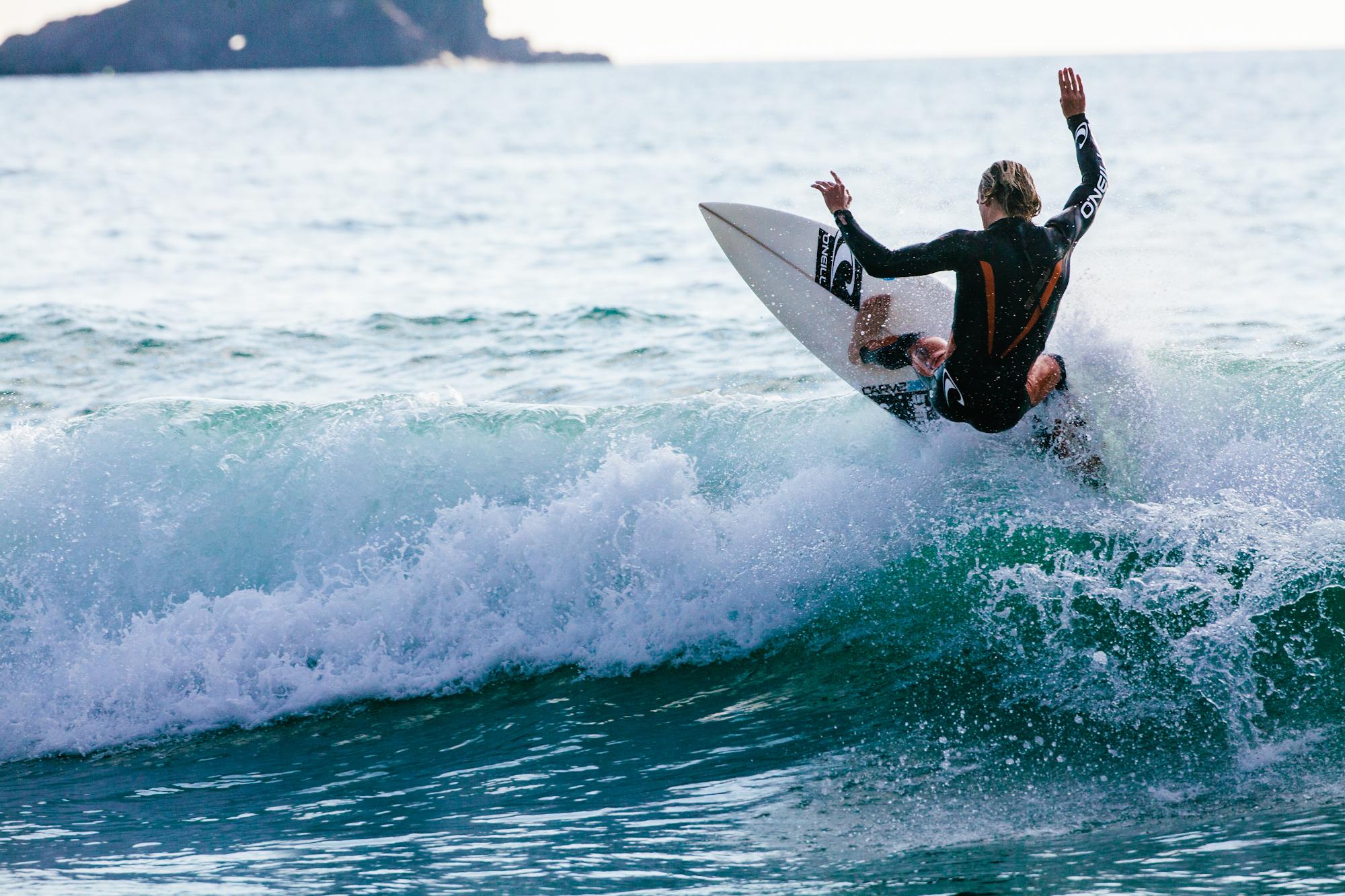 Boardmasters Festival Surfing