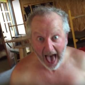 Daniel Stern re-creates Home Alone clip with taran