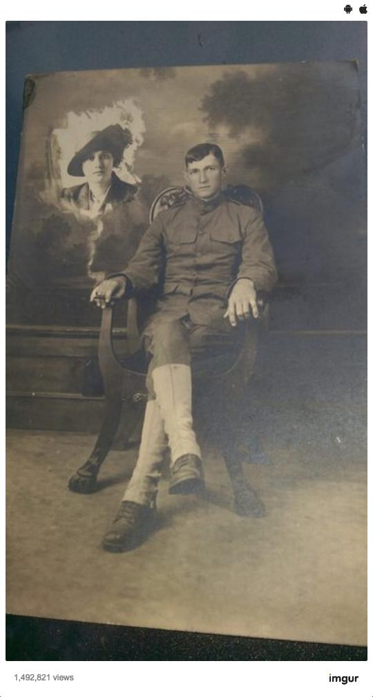 Imgur picture of an old 1900 picture