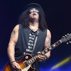 Slash Guns N' Roses 2015