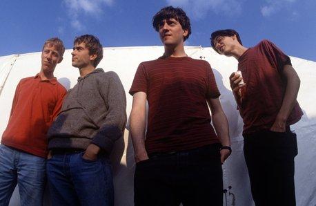 Blur at Reading Festival, 1991