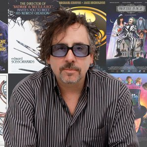 Tim Burton and his movies