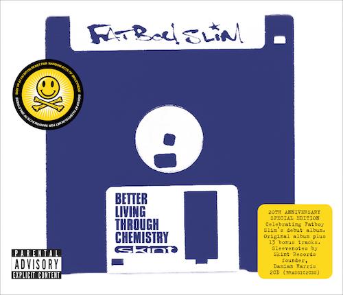 Fatboy slim debut album 20th Anniversary Edition